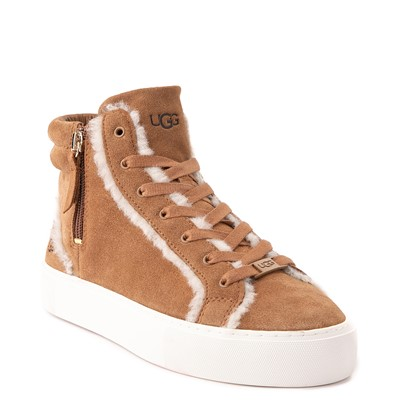 Alternate view of Womens UGG® Olli Casual Shoe - Chestnut