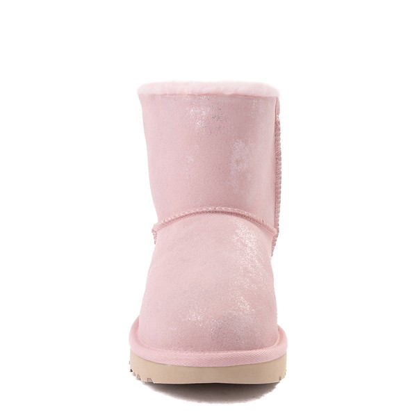 alternate view Womens UGG® Bailey Bow II Boot - Pink CloudALT4
