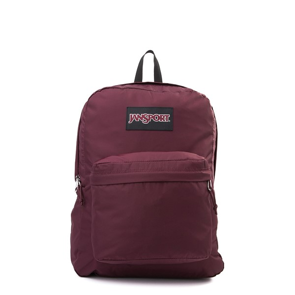 Main view of JanSport Superbreak Plus Backpack - Dried Fig