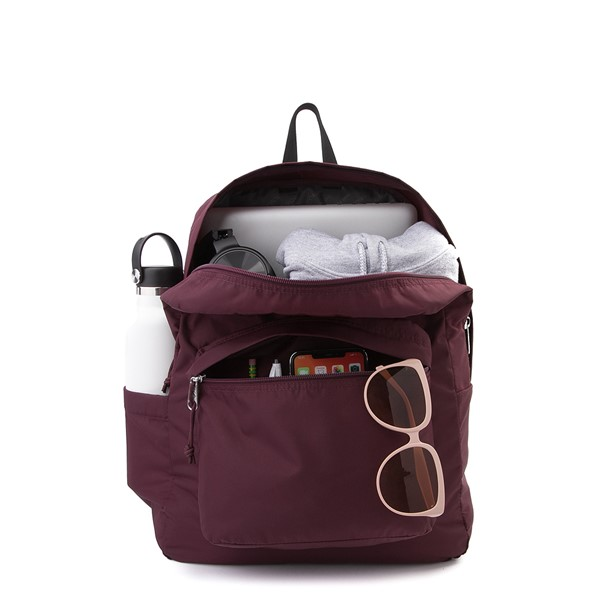 alternate view JanSport Superbreak Plus Backpack - Dried FigALT1
