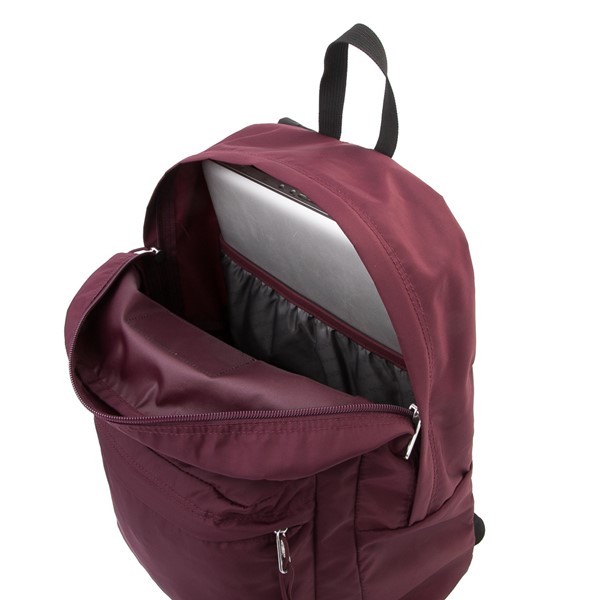 alternate view JanSport Superbreak Plus Backpack - Dried FigALT3