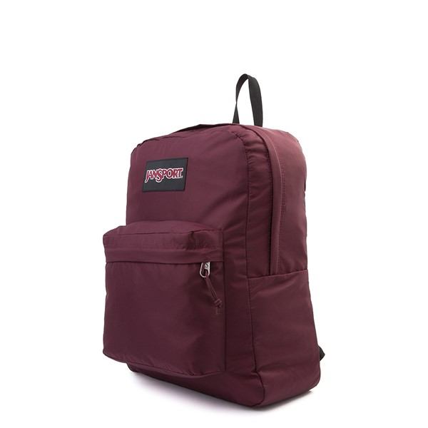 alternate view JanSport Superbreak Plus Backpack - Dried FigALT4