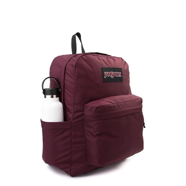 alternate view JanSport Superbreak Plus Backpack - Dried FigALT4B