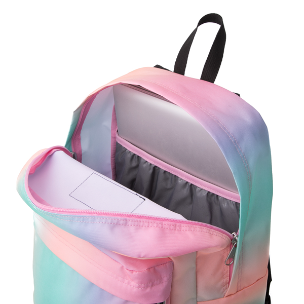 alternate view JanSport Superbreak Plus Backpack - Pastel OmbreALT3