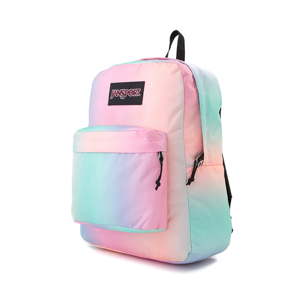 alternate view JanSport Superbreak Plus Backpack - Pastel OmbreALT4