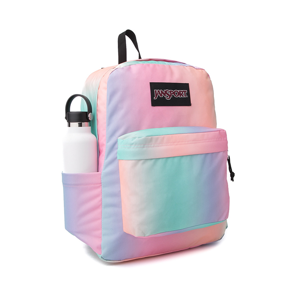 alternate view JanSport Superbreak Plus Backpack - Pastel OmbreALT4B