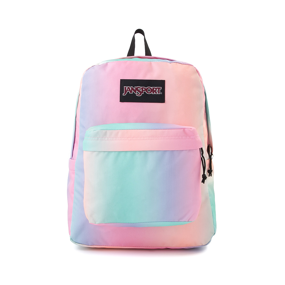 JanSport Superbreak Plus Backpack - Pastel Ombre