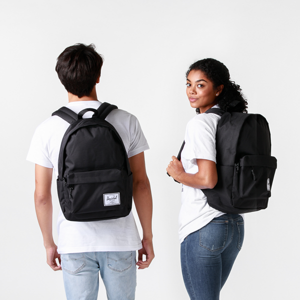 alternate view Herschel Supply Co. Classic XL Backpack - BlackALT1BADULT