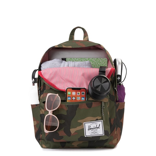alternate view Herschel Supply Co. Classic XL Backpack - Woodland CamoALT1