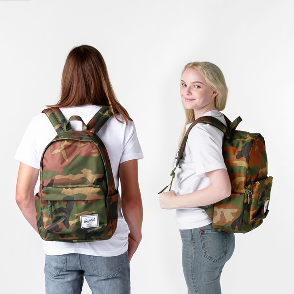 alternate view Herschel Supply Co. Classic XL Backpack - Woodland CamoALT1BADULT