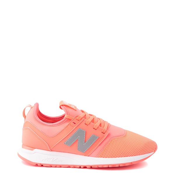 Womens New Balance 247 Athletic Shoe - Pink