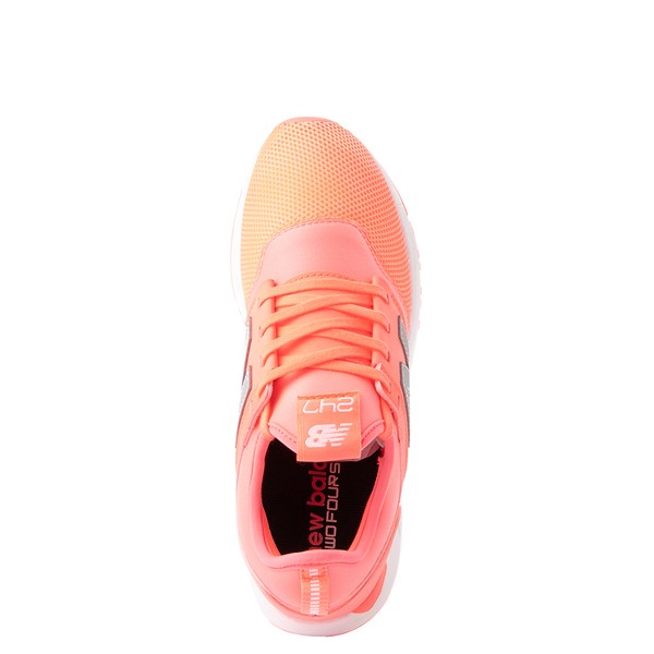 alternate view Womens New Balance 247 Athletic Shoe - PinkALT2