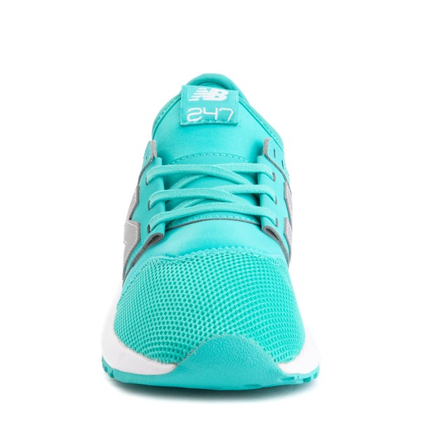 alternate view Womens New Balance 247 Athletic Shoe - TurquoiseALT4