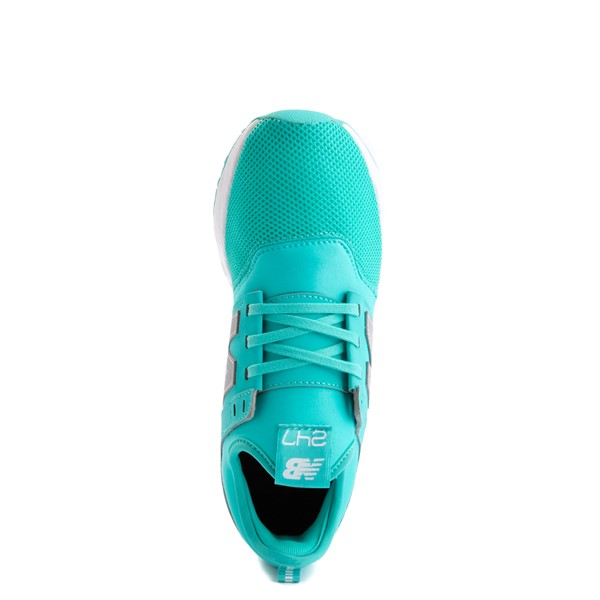 alternate view Womens New Balance 247 Athletic Shoe - TurquoiseALT4B