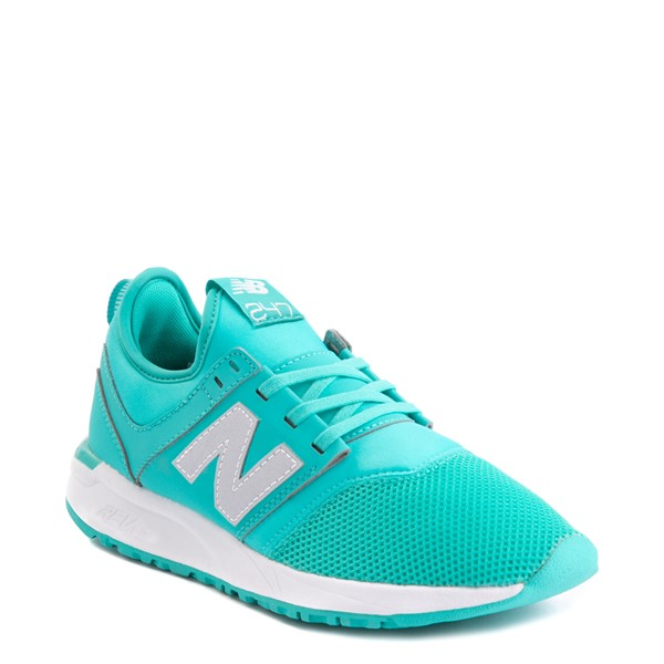 alternate view Womens New Balance 247 Athletic Shoe - TurquoiseALT5