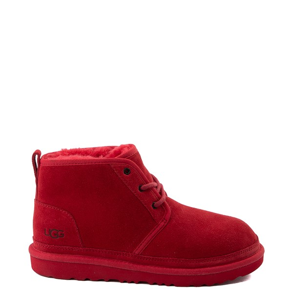 Main view of Womens UGG® Neumel Chukka Boot - Kiss Red
