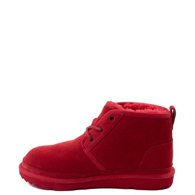 Alternate view of Womens UGG® Neumel Chukka Boot - Kiss Red