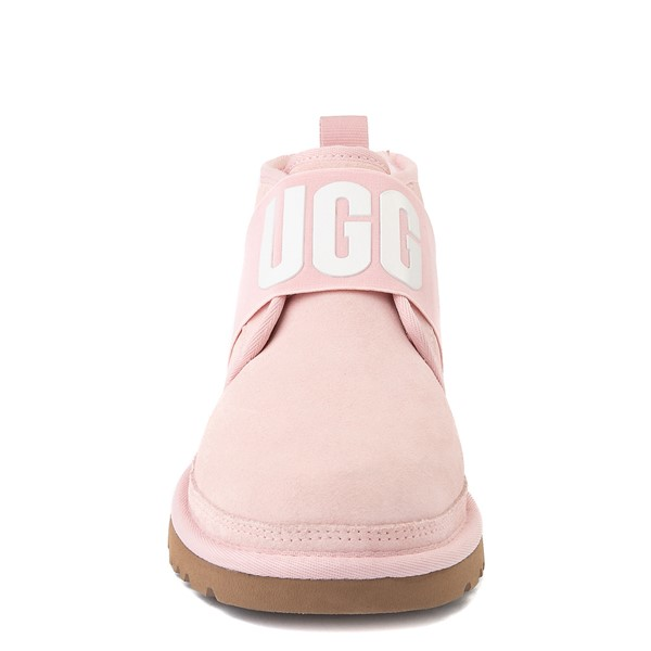 alternate view Womens UGG® Neumel II Slip On Boot - Pink CloudALT4