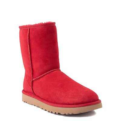 Alternate view of Womens UGG® Classic Short II Boot - Kiss