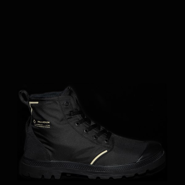 alternate view Palladium Pampa Lite+ Recycle Boot - BlackALT7