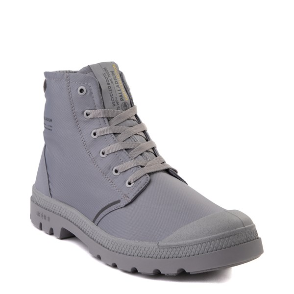 alternate view Palladium Pampa Lite+ Recycle Boot - Titanium GrayALT1