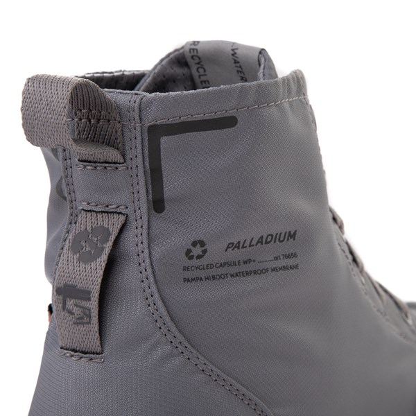 alternate view Palladium Pampa Lite+ Recycle Boot - Titanium GrayALT1B