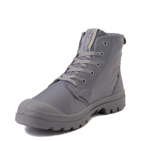 alternate view Palladium Pampa Lite+ Recycle Boot - Titanium GrayALT3