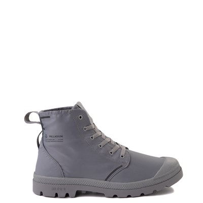 Main view of Palladium Pampa Lite+ Recycle Boot - Titanium Gray