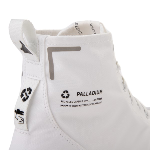 alternate view Palladium Pampa Lite+ Recycle Boot - WhiteALT1B