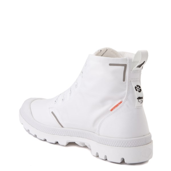 alternate view Palladium Pampa Lite+ Recycle Boot - WhiteALT2