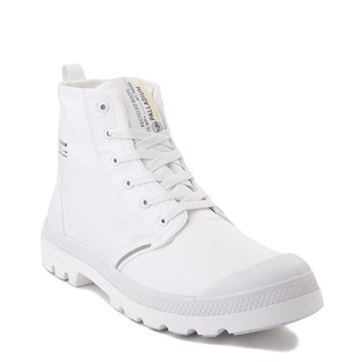 Alternate view of Palladium Pampa Lite+ Recycle Boot - White