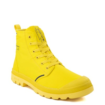 Alternate view of Palladium Pampa Lite+ Recycle Boot - Yellow