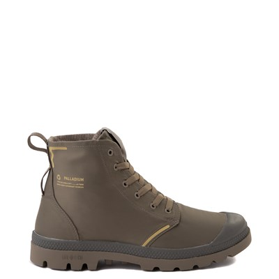 Main view of Palladium Pampa Lite+ Recycle Boot - Dusky Green