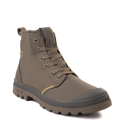 Alternate view of Palladium Pampa Lite+ Recycle Boot - Dusky Green