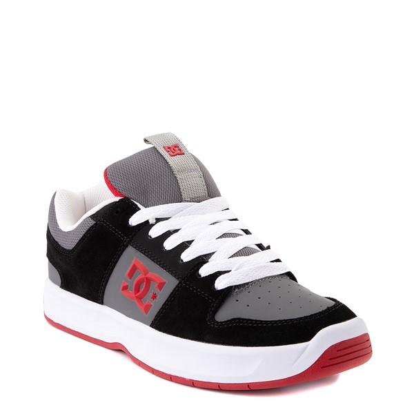 alternate view Mens DC Lynx Zero Skate Shoe - Black / Gray / RedALT5