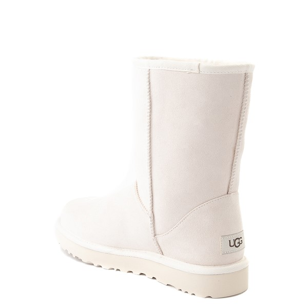 alternate view Womens UGG® Classic Short II Splatter Boot - JasmineALT1