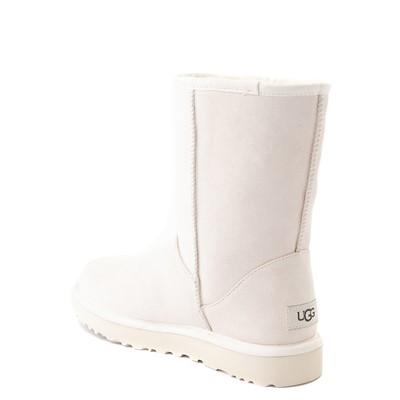 Alternate view of Womens UGG® Classic Short II Splatter Boot - Jasmine