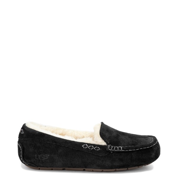 Main view of Womens UGG® Ansley Slipper - Black