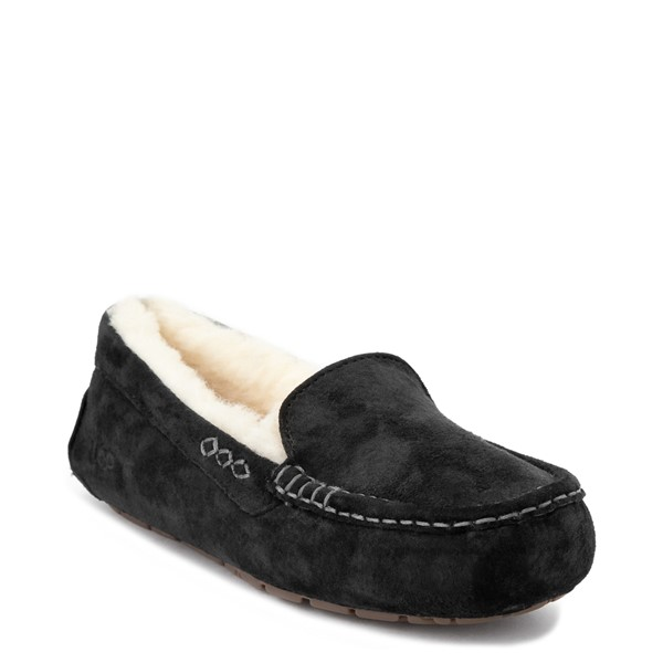 alternate view Womens UGG® Ansley Slipper - BlackALT5