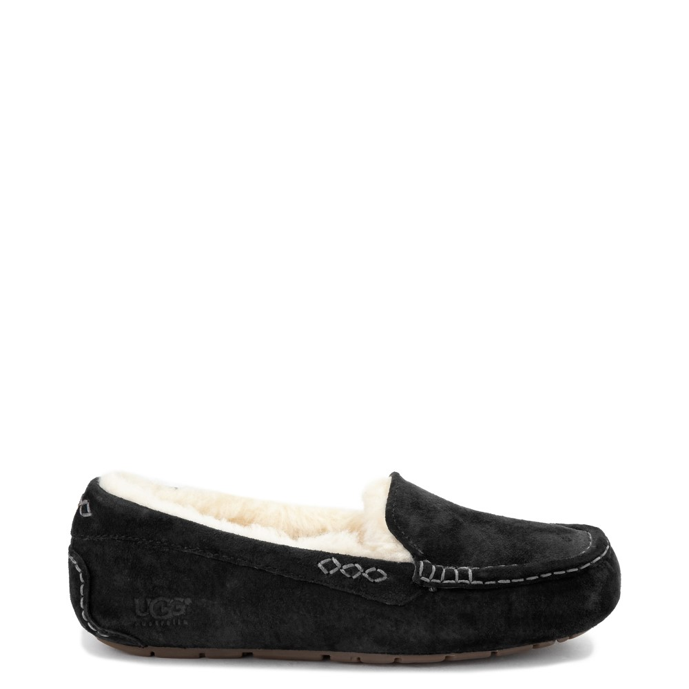 Womens UGG® Ansley Slipper - Black