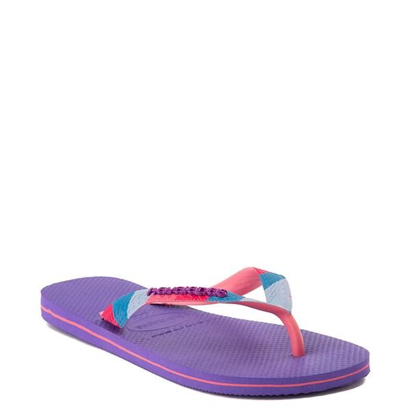 alternate view Womens Havaianas Top Verano Sandal - PurpleALT2