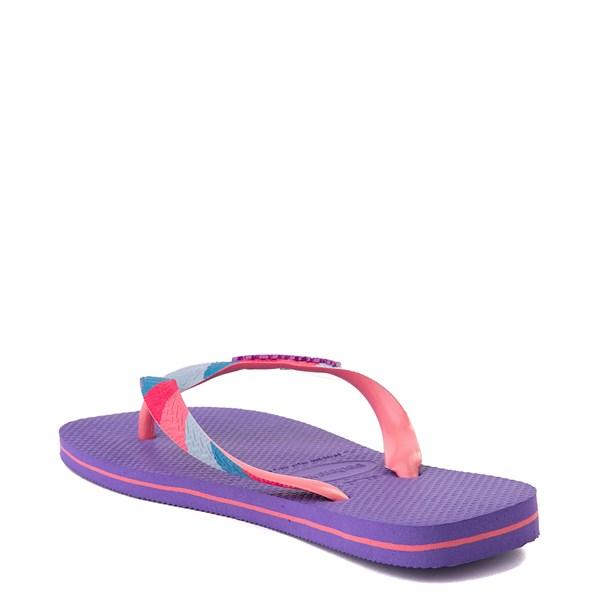 alternate view Womens Havaianas Top Verano Sandal - PurpleALT3