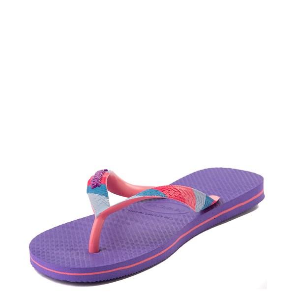 alternate view Womens Havaianas Top Verano Sandal - PurpleALT4