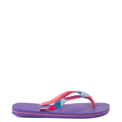 Alternate view of Womens Havaianas Top Verano Sandal - Purple