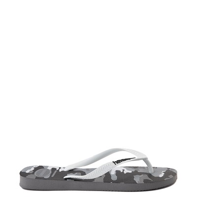 Alternate view of Mens Havaianas Top Sandal - Gray Camo