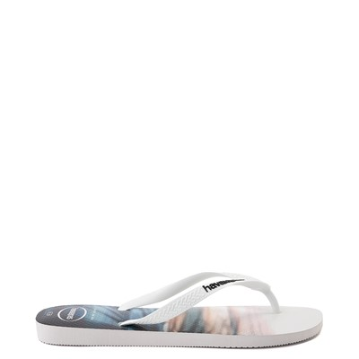 Alternate view of Mens Havaianas Hype Sandal - White / Multi