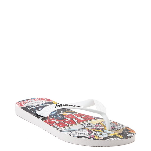 alternate view Havaianas Star Wars The Empire Strikes Back Sandal - White / MultiALT2