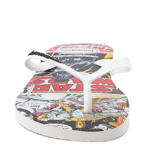 alternate view Havaianas Star Wars The Empire Strikes Back Sandal - White / MultiALT5