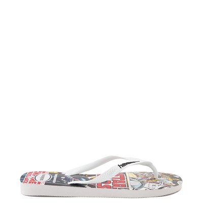 Alternate view of Havaianas Star Wars The Empire Strikes Back Sandal - White / Multi