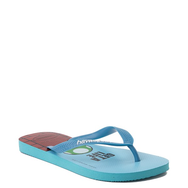alternate view Havaianas Super Mario Sandal - BlueALT2